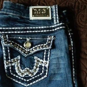 Miss chic Denim Jeans